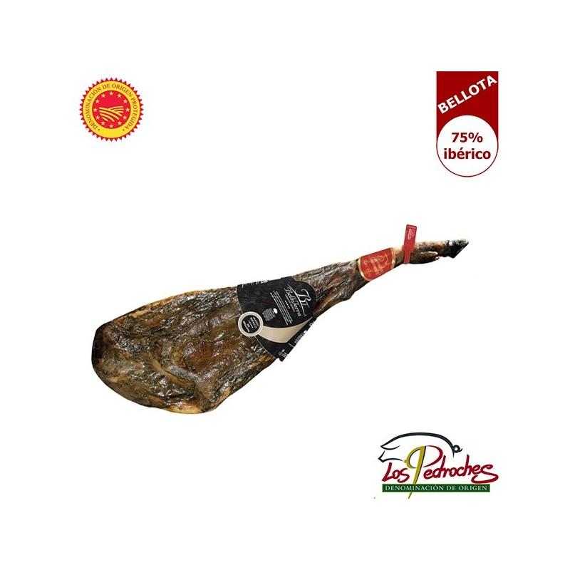 Presunto ibérico de bolota DO Los Pedroches - Belloterra (Jamón de bellota)